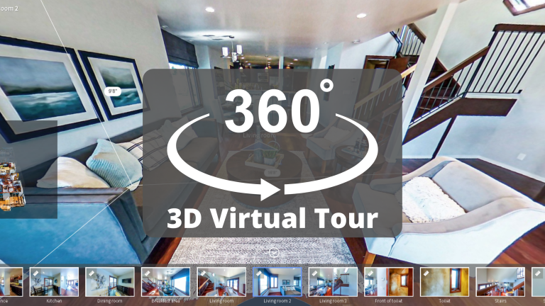 Indianapolis Real Estate Custom 3D Virtual Tours