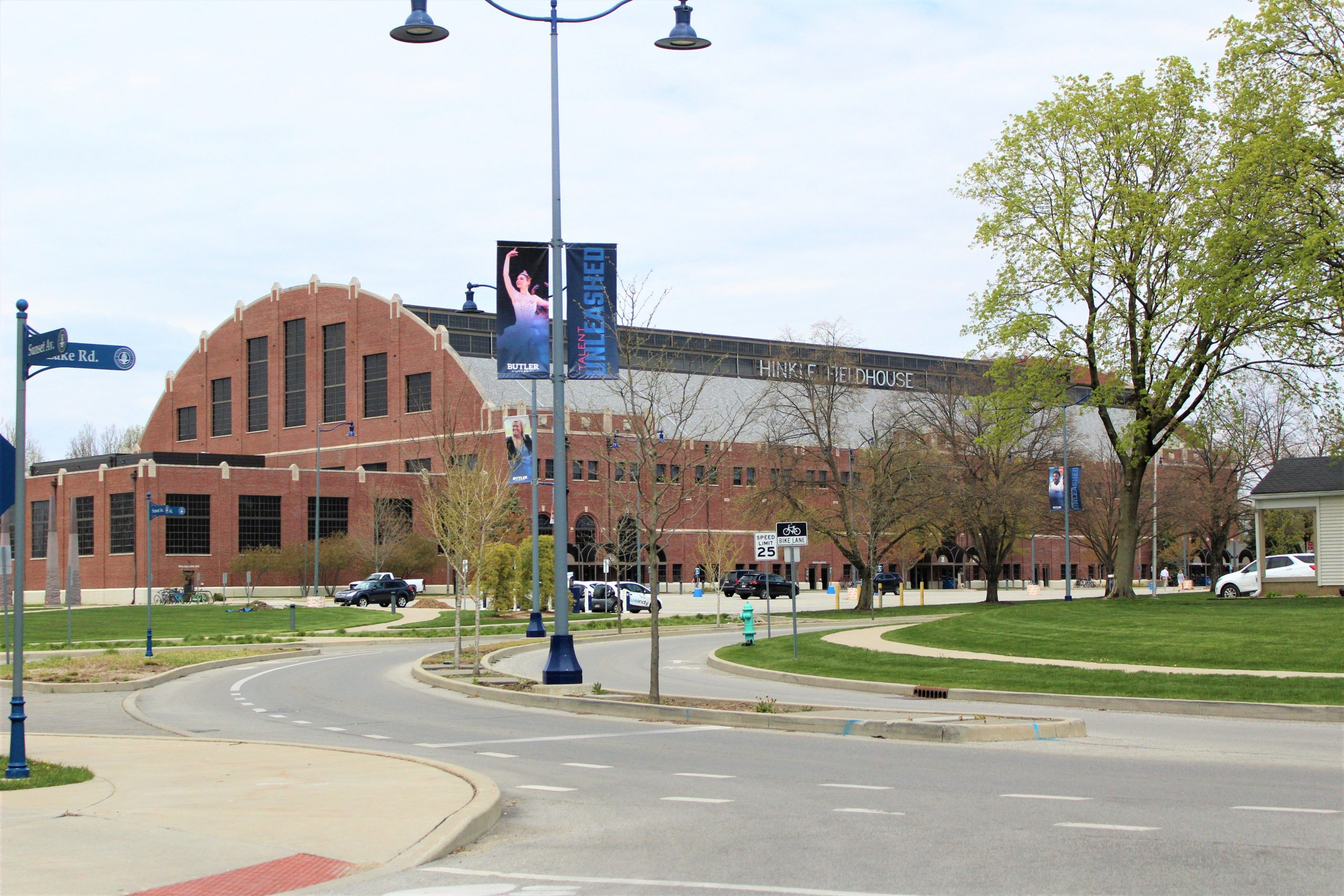 Butler-Tarkington - Hinkle Fieldhouse
