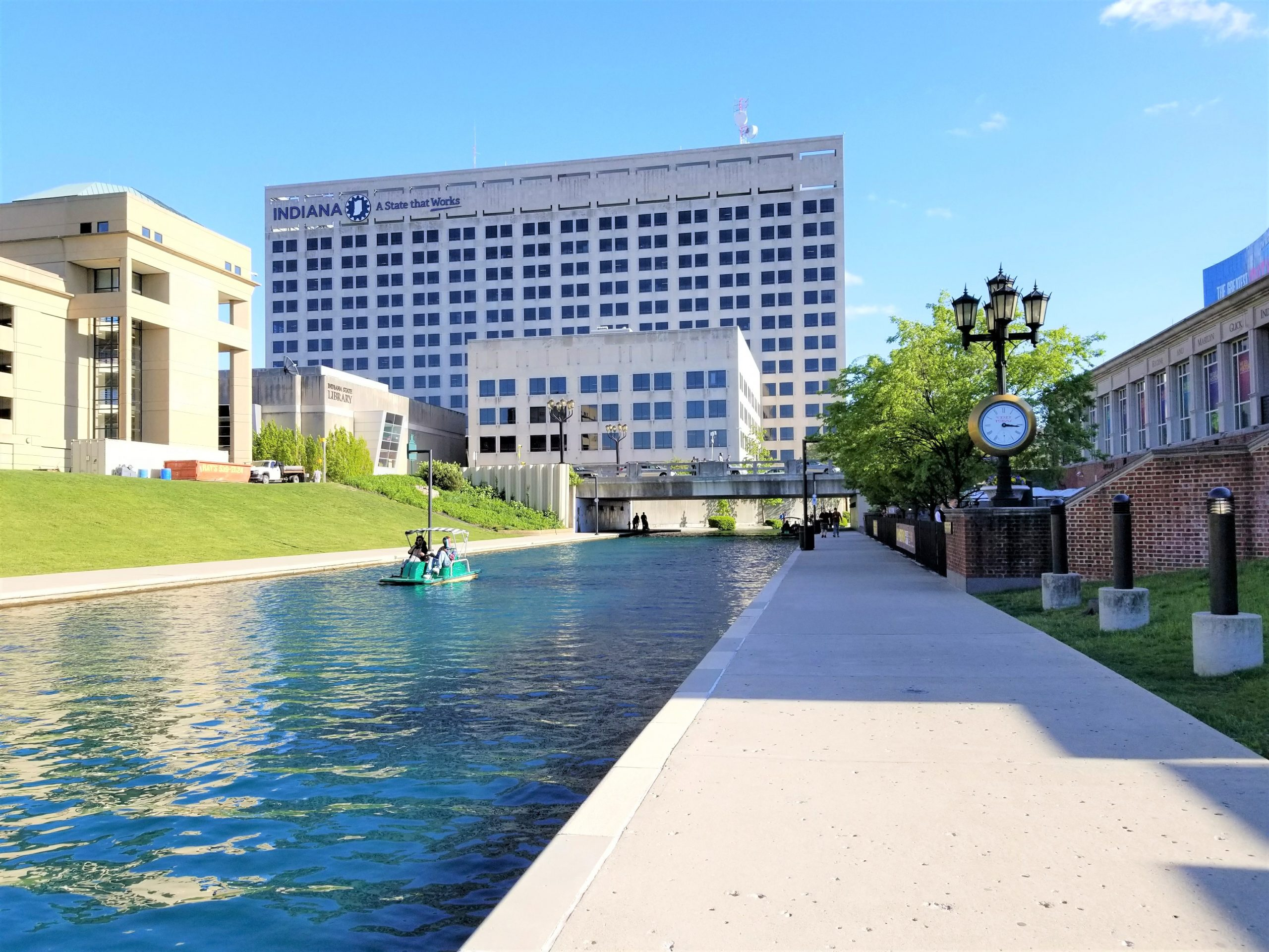 Canal Walk - Indianapolis