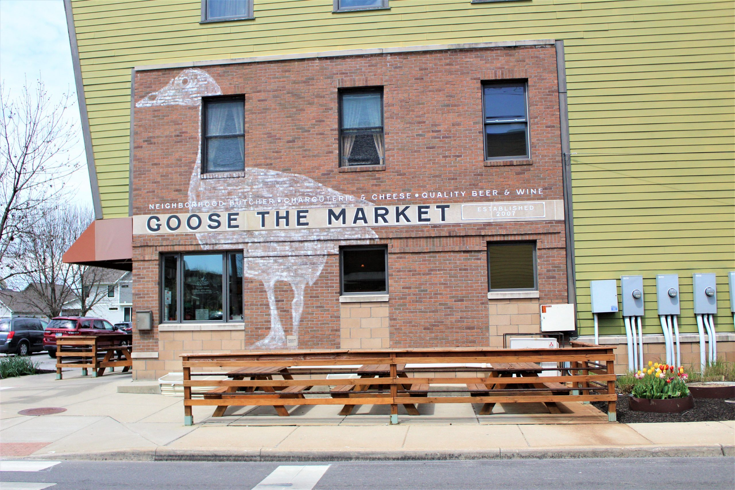 Fall Creek Place - Goose The Market