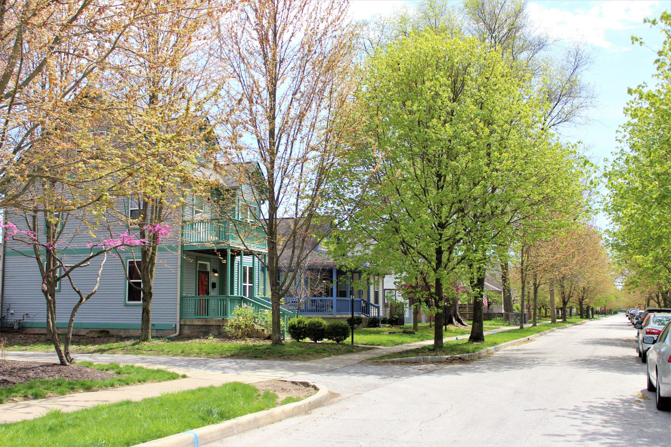 Fall Creek Place - Homes