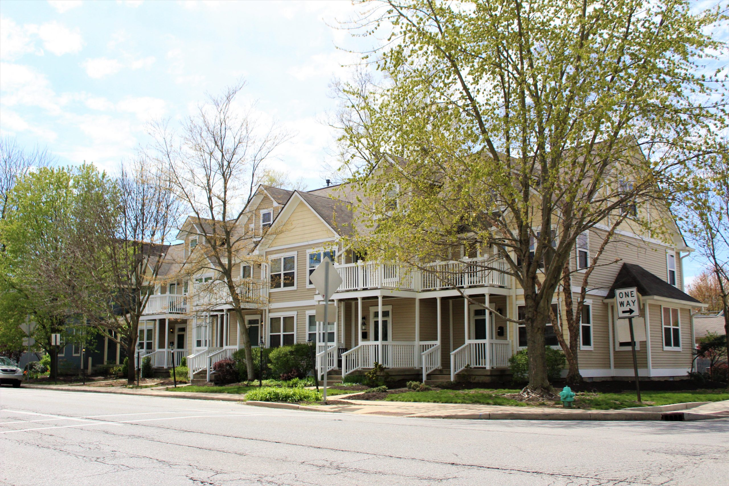 Fall Creek Place - Town Homes