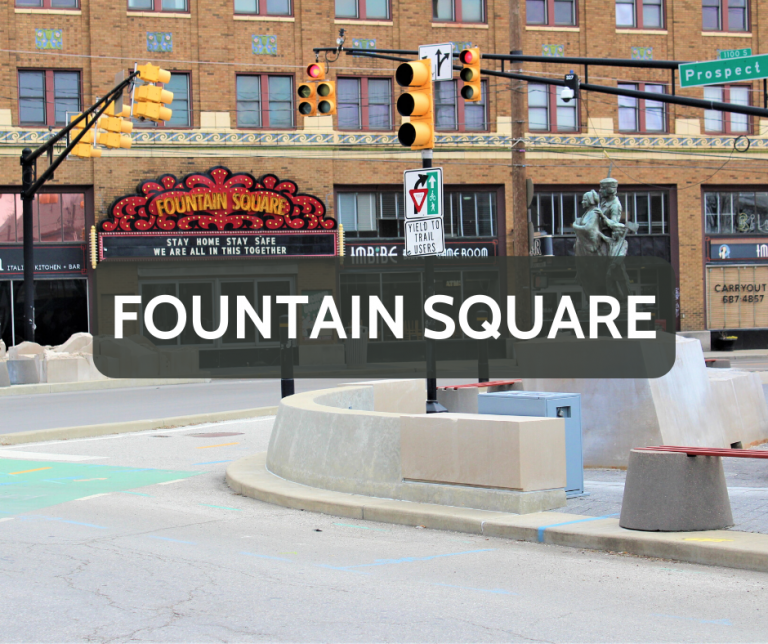 Fountain Square Downtown Neighborhood