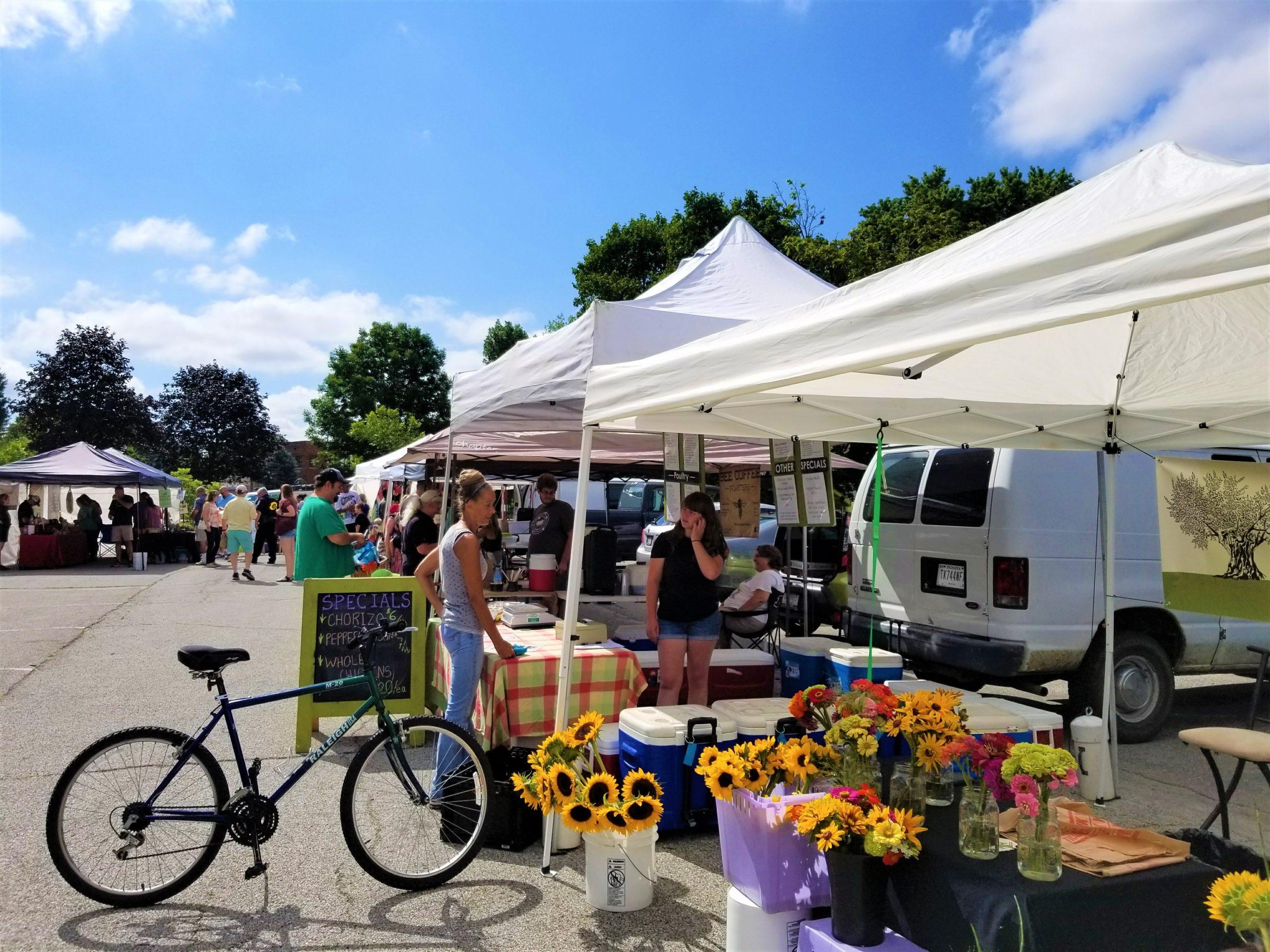 Garfield Park - Farmers Market