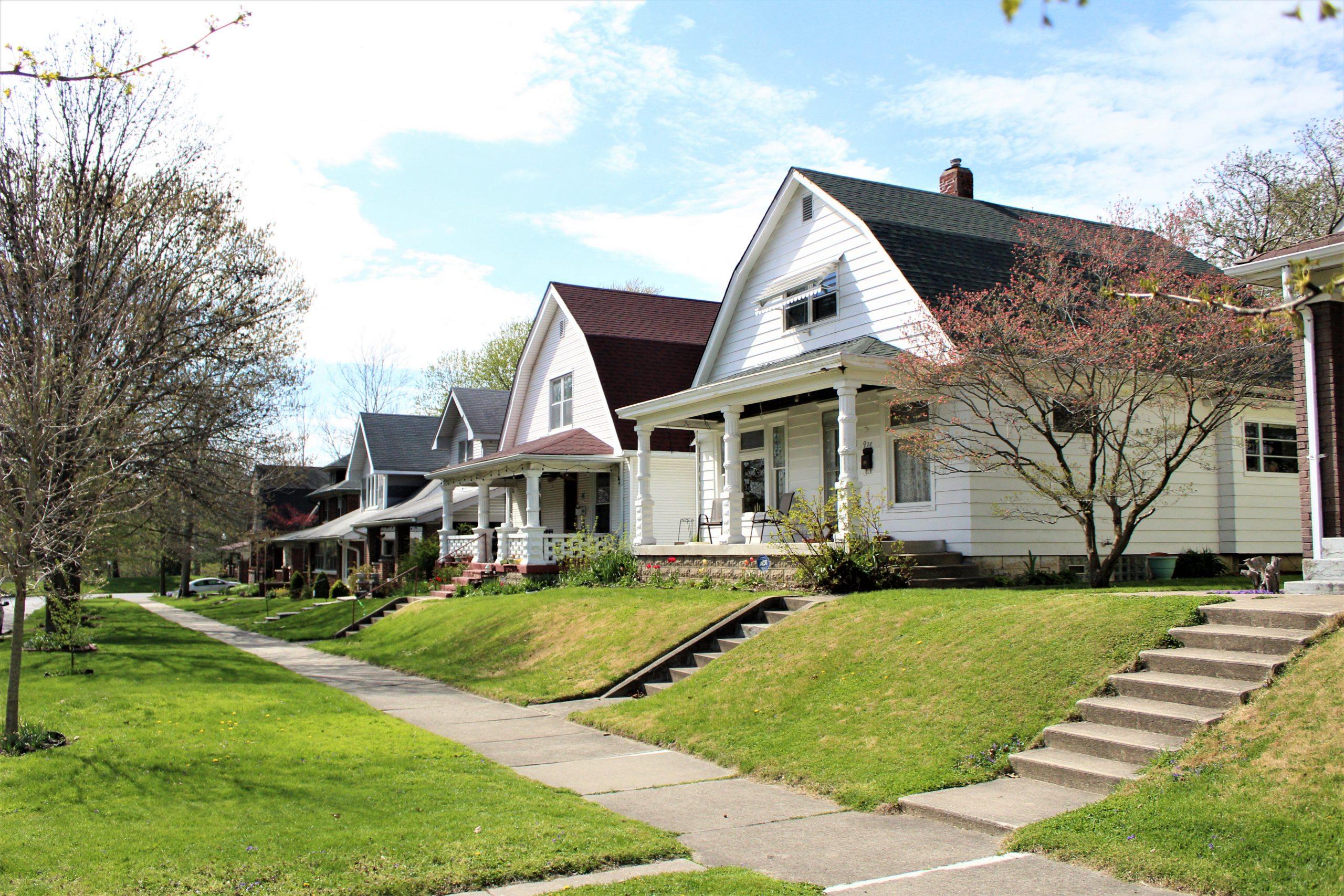 Garfield Park - Homes