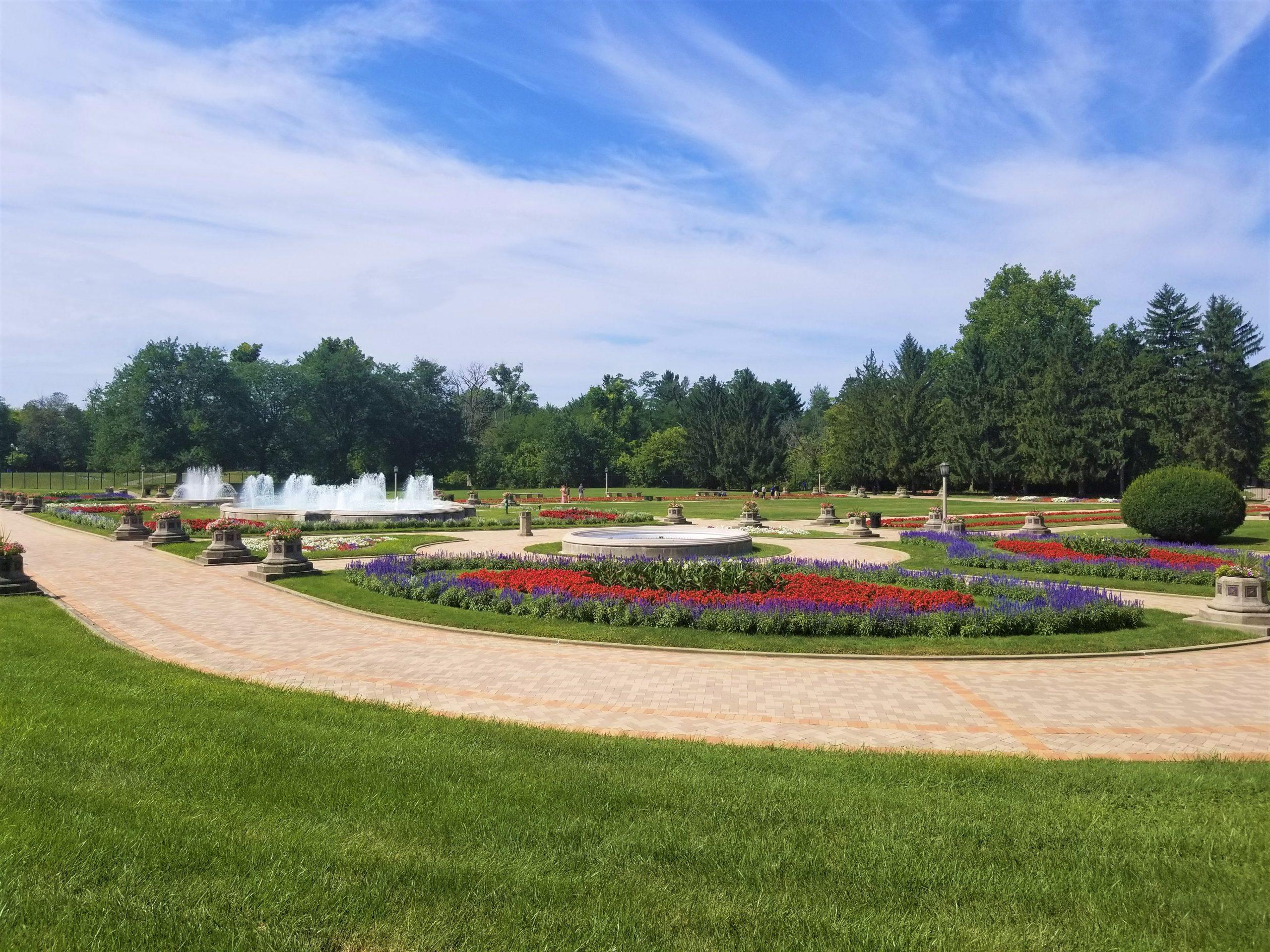 Garfield Park - Sunken Gardens
