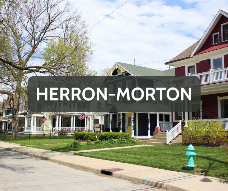 Herron-Morton Downtown Neighborhood