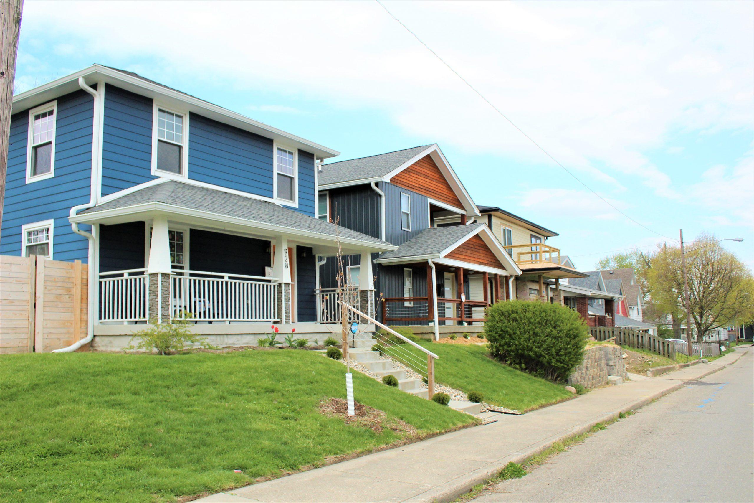 Renovated Homes in Bates Hendricks