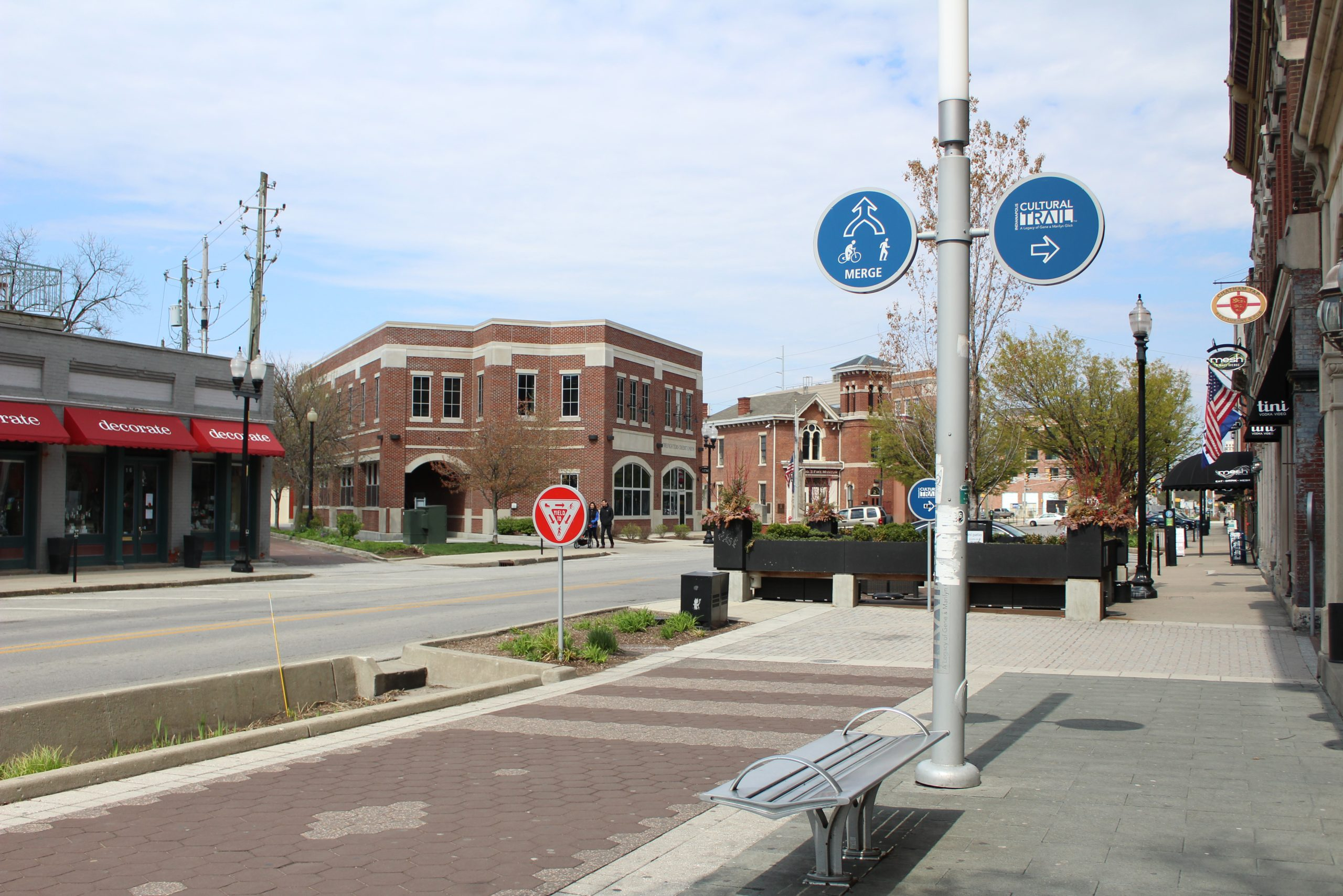 Mass Ave - Chatham Arch Cultural Trail
