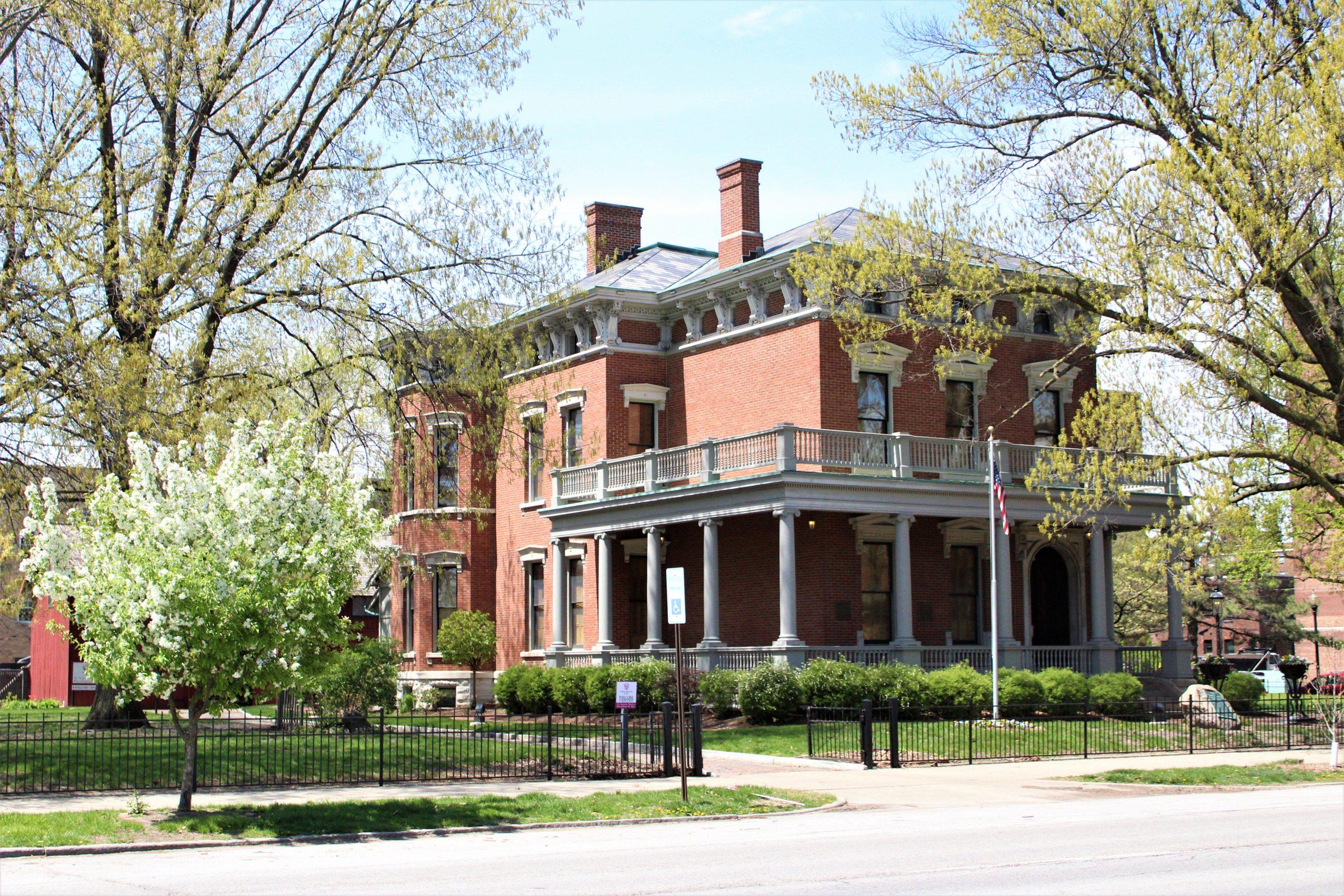 Old Northside - President Benjamin Harrison House