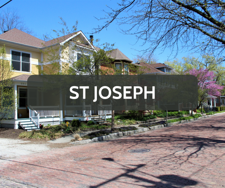 St Joseph Downtown Neighborhood
