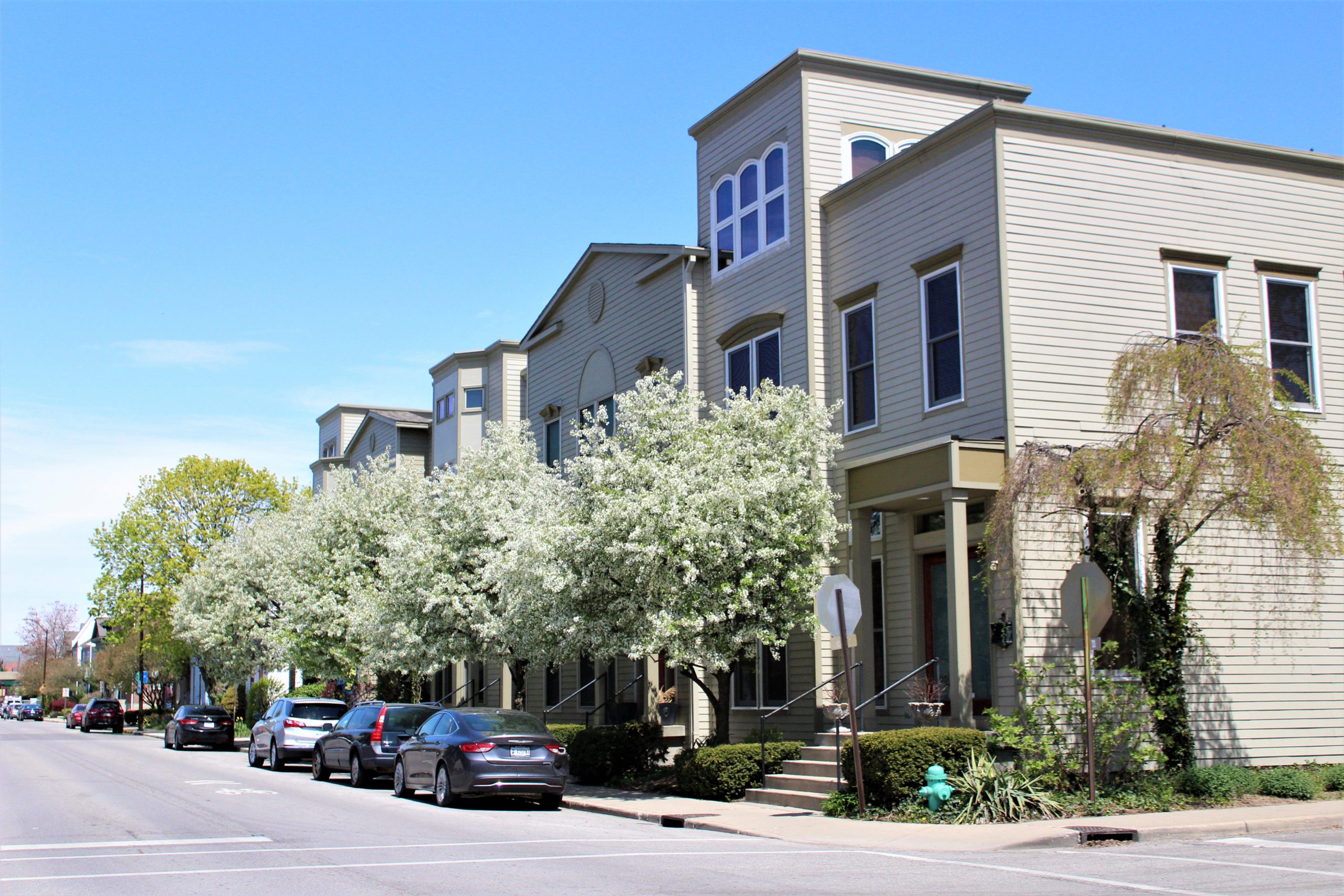 St Joseph Neighborhood - Town Homes
