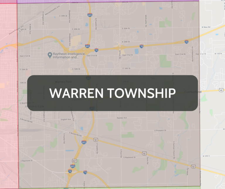 Warren Township Homes for Sale - Indianapolis Townships