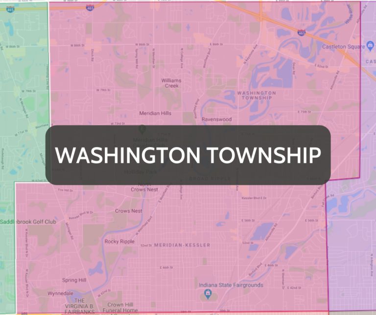 Washington Township Homes for Sale - Indianapolis Townships