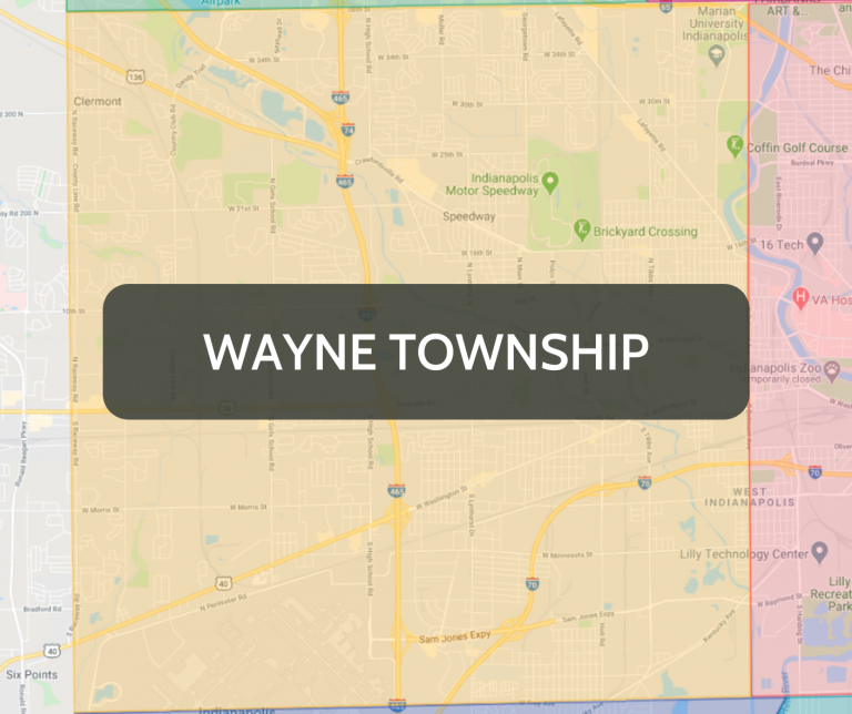 Wayne Township Homes for Sale - Indianapolis Townships