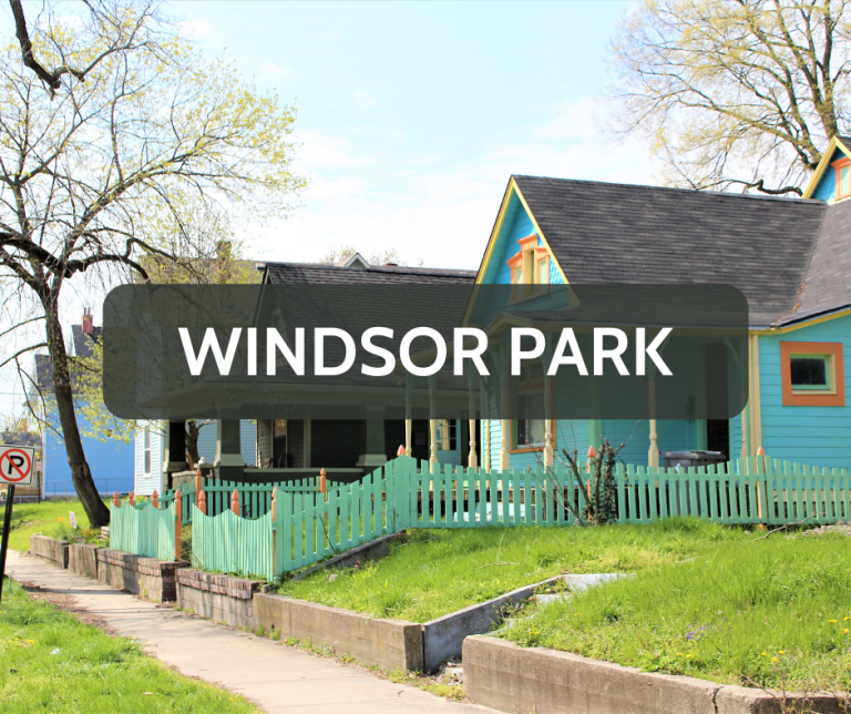 Windsor Park Downtown Neighborhood