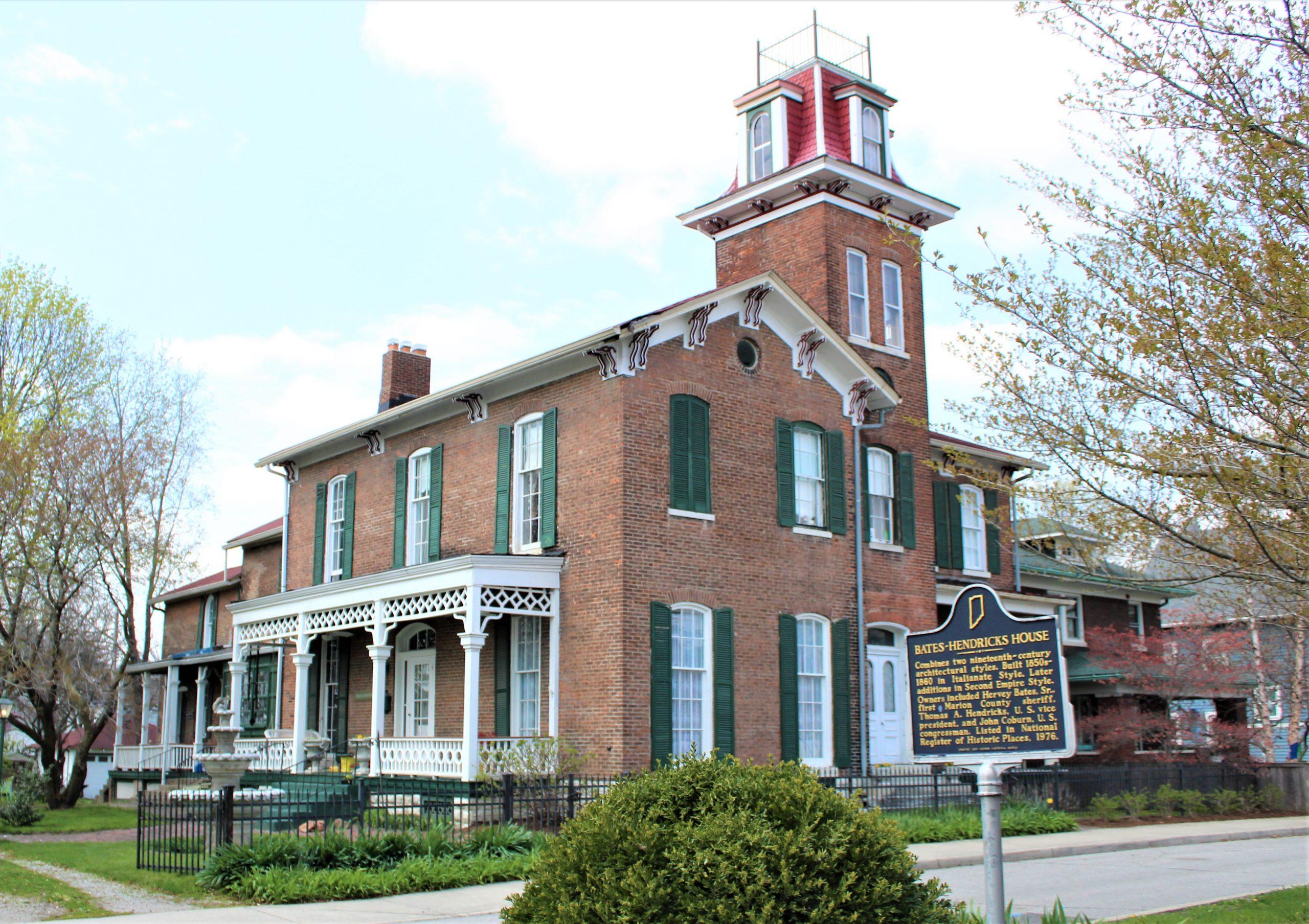 Bates Hendricks House