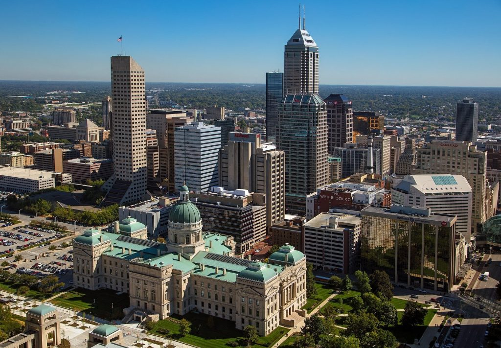 Downtown Indianapolis Homes for Sale
